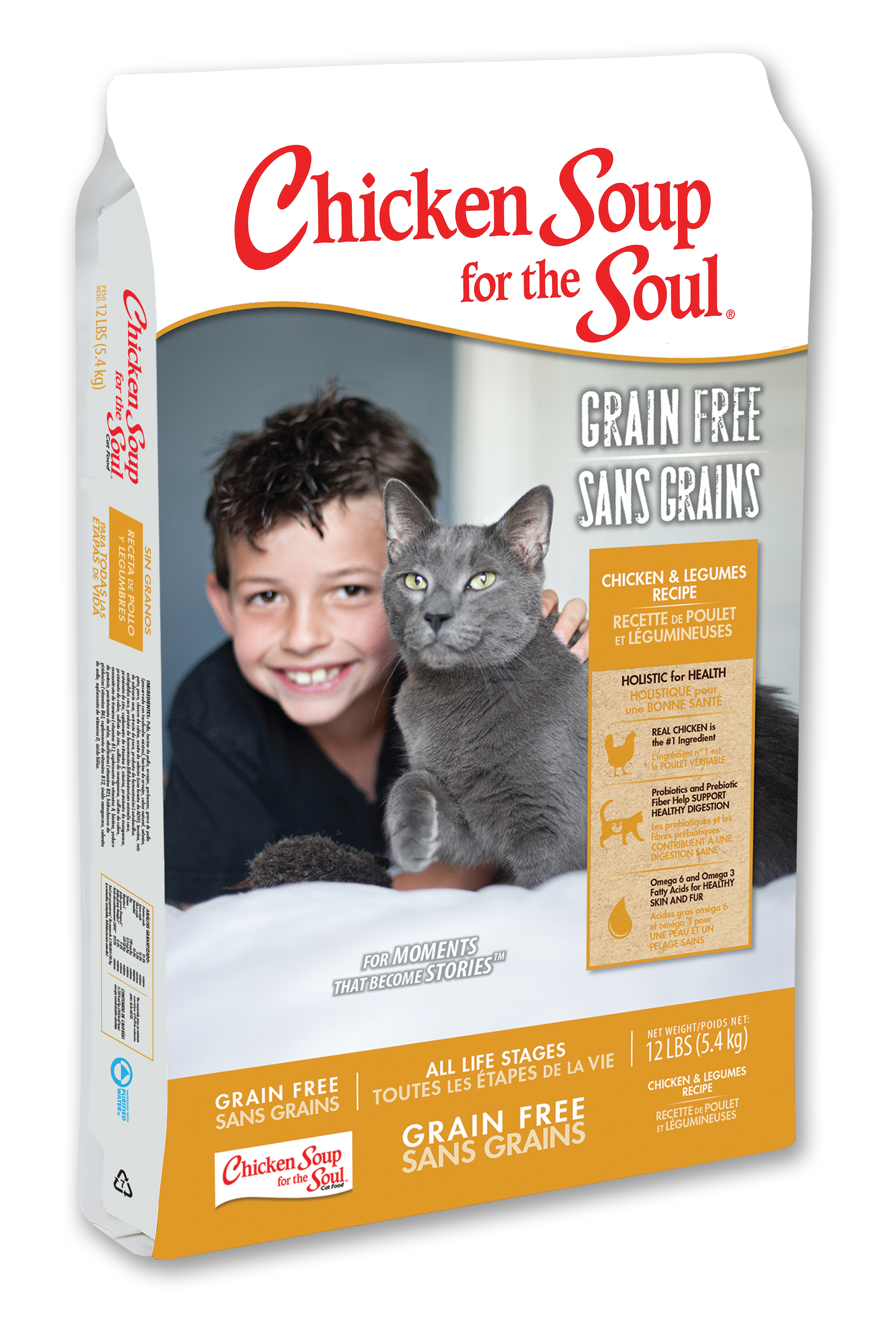 Best No Grain Cat Food