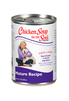 Mature Dog Wet Food Can