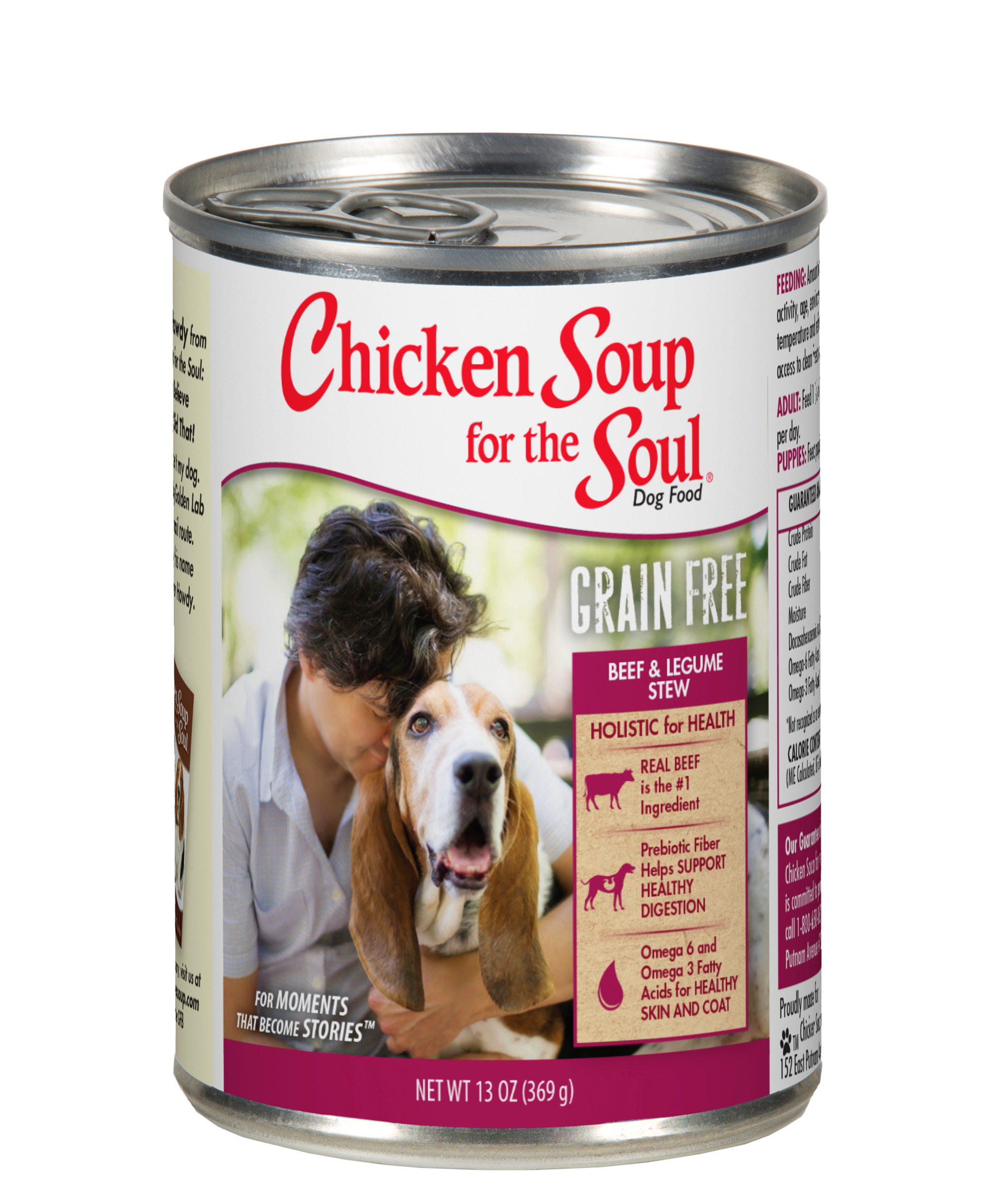 Chicken Soup Dog Food Puppy