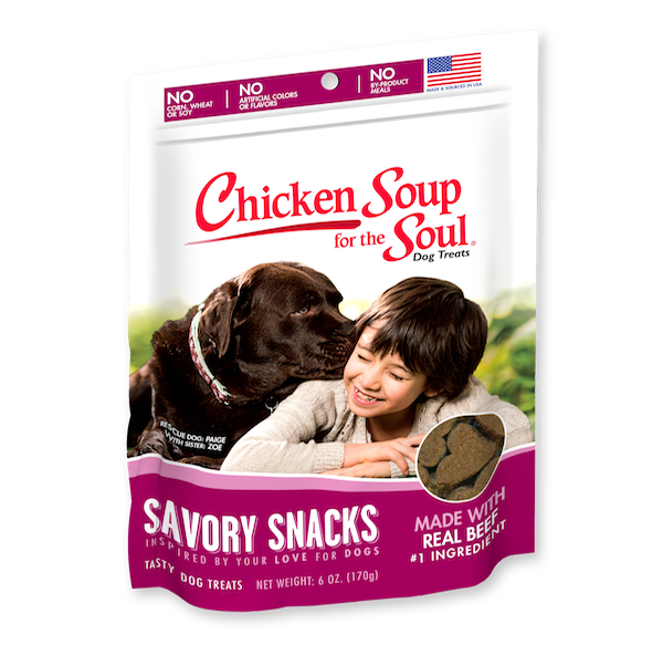 Beef Savory Snacks Bag
