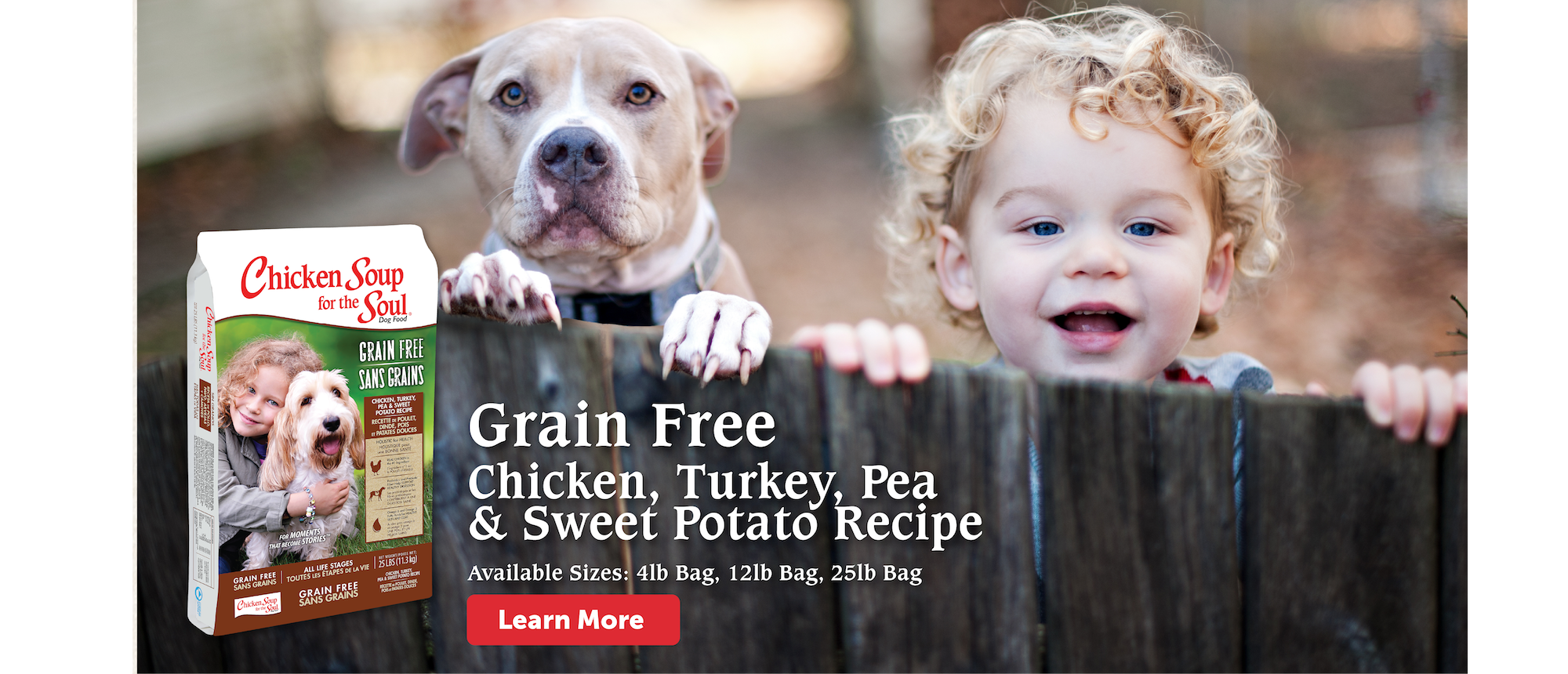 Grain Free Chicken Turkey Ad