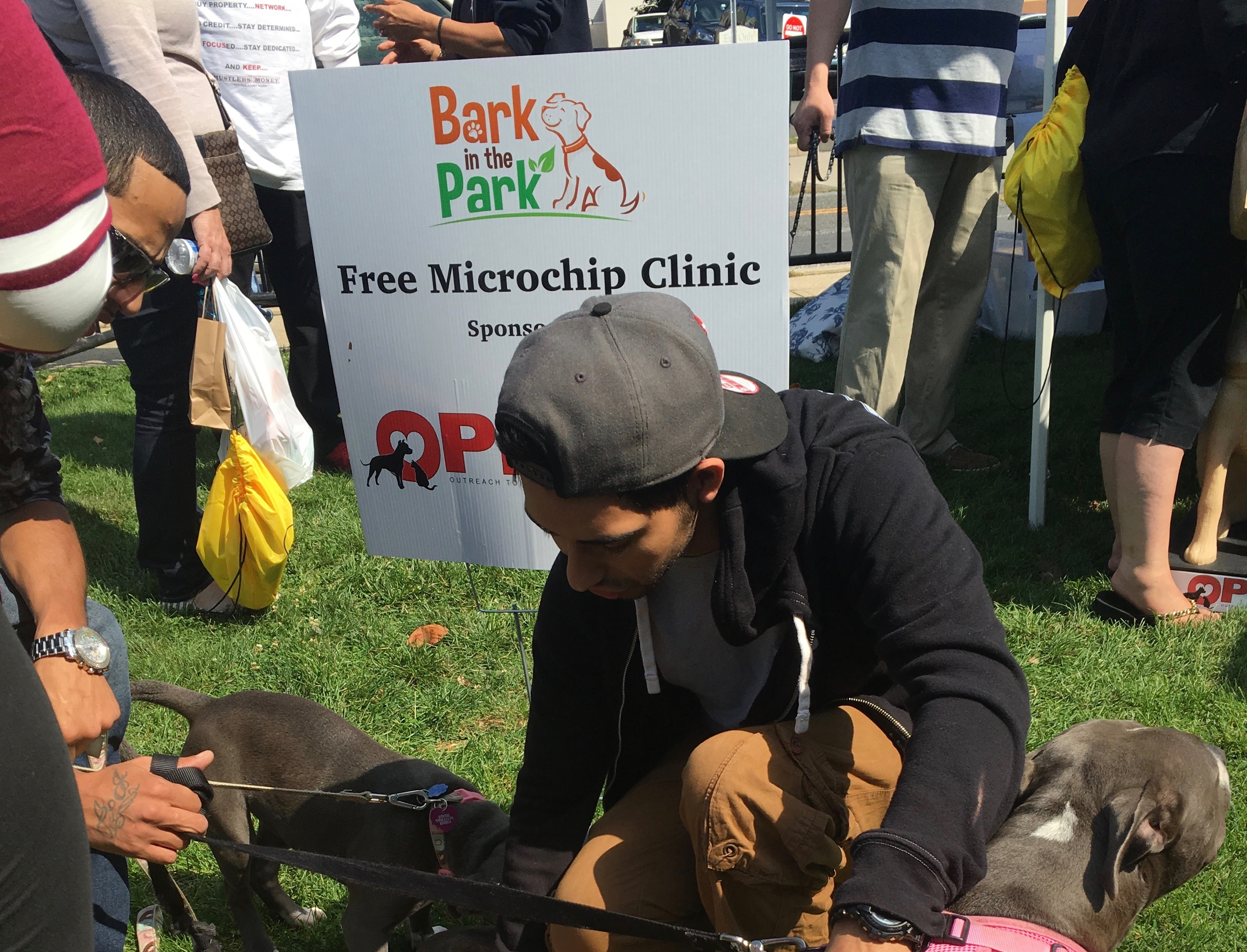 Community Pet Microchipping Event