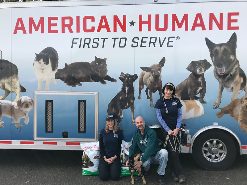 American Humane at Gridley, California