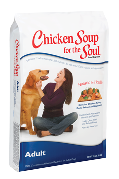 Home Chicken Soup For The Soul Pet Food