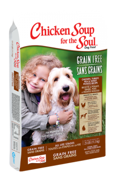 Grain Free Dog Food - Chicken, Turkey, Pea & Sweet Potato Recipe Bag