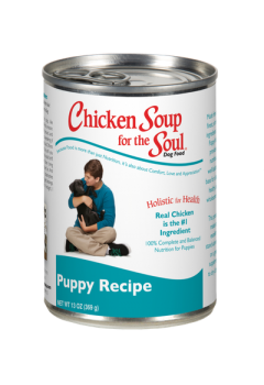 Puppy Wet Food Can