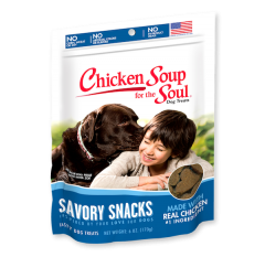 Chicken Savory Snacks Bag
