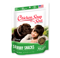 Lamb Savory Snacks Bag