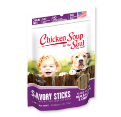 Bacon Cheese Savory Sticks