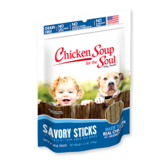 Chicken Savory Sticks Bag